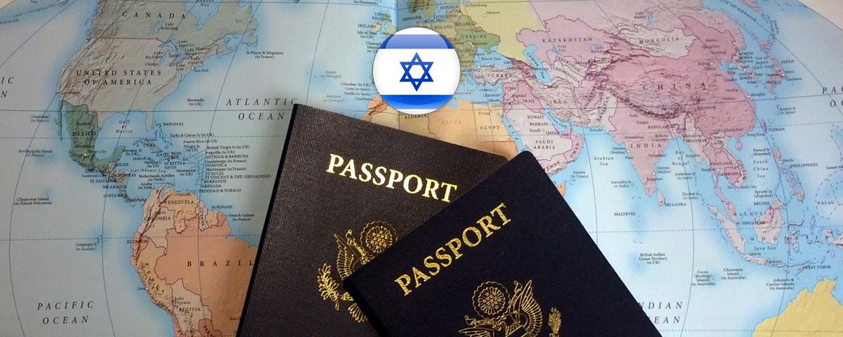 xin visa Israel đi công tác