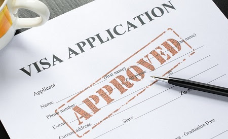 What is Vietnam visa approval letter?