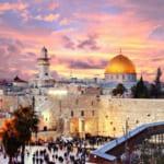 Israel mang nhiều nét về tôn giáo rất linh thiêng