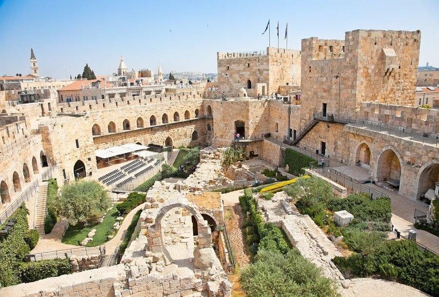 Du lịch khám phá Israel