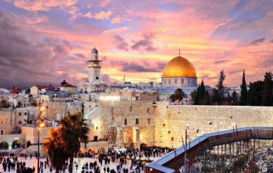 Du lịch khám phá Israel - vùng đất Thánh của khu vực Trung Đông