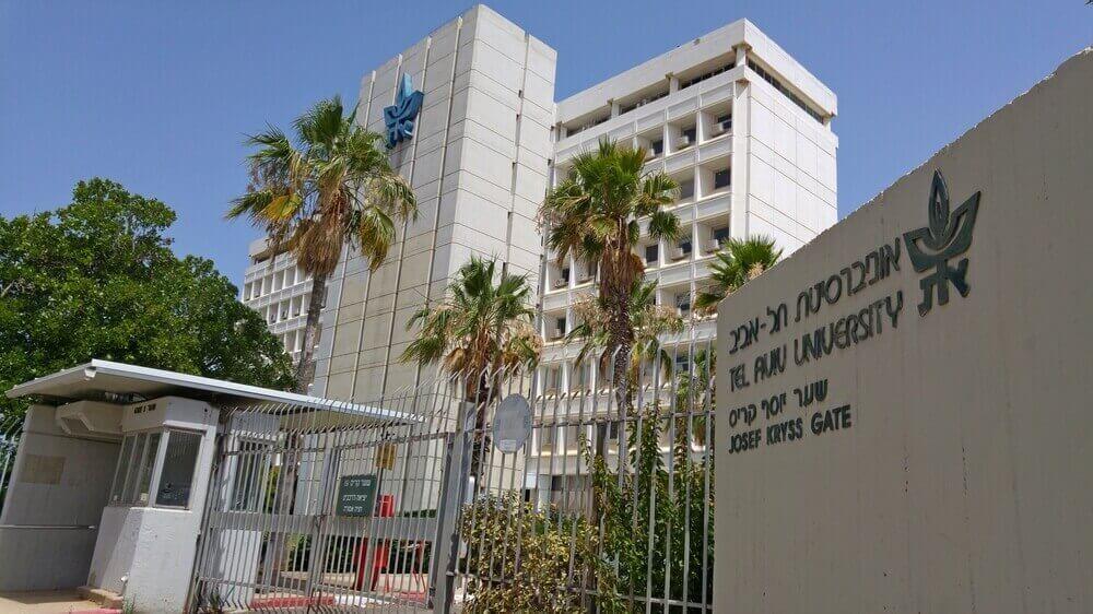 Trường đại học Tel Aviv tại Israel