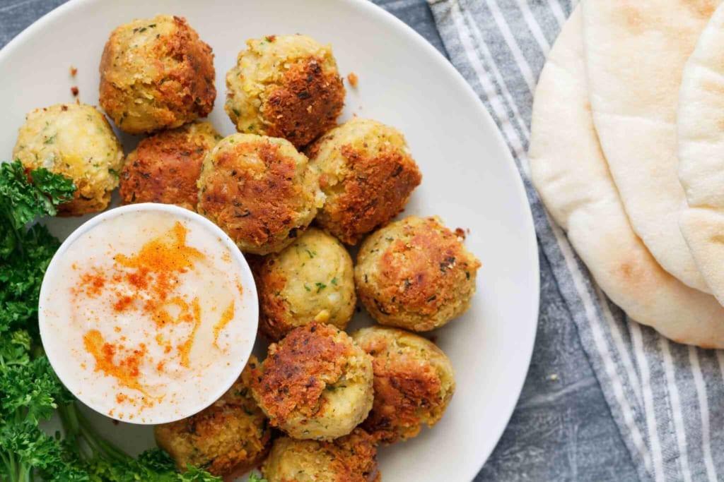 Fafalel - Món ăn nổi tiếng của Israel