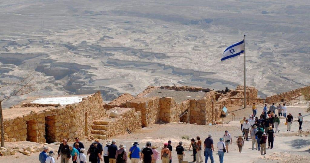 Vườn quốc gia Masada