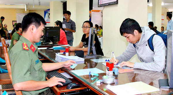 Address of Vietnam Immigration Department for Israel citizens