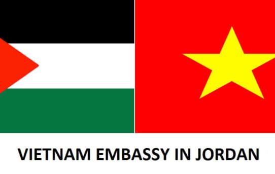 Address of Vietnam Embassy in Jordan - سفارة فيتنام في الاردن