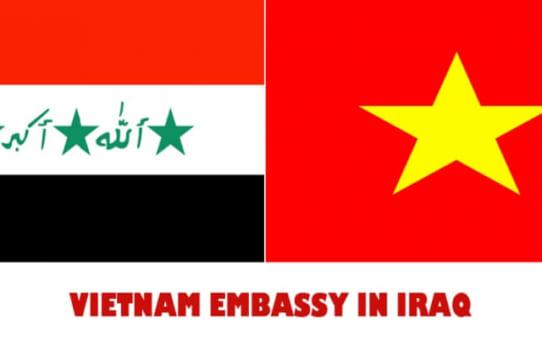 Address of Vietnam Embassy in Iraq - سفارة فيتنام في العراق