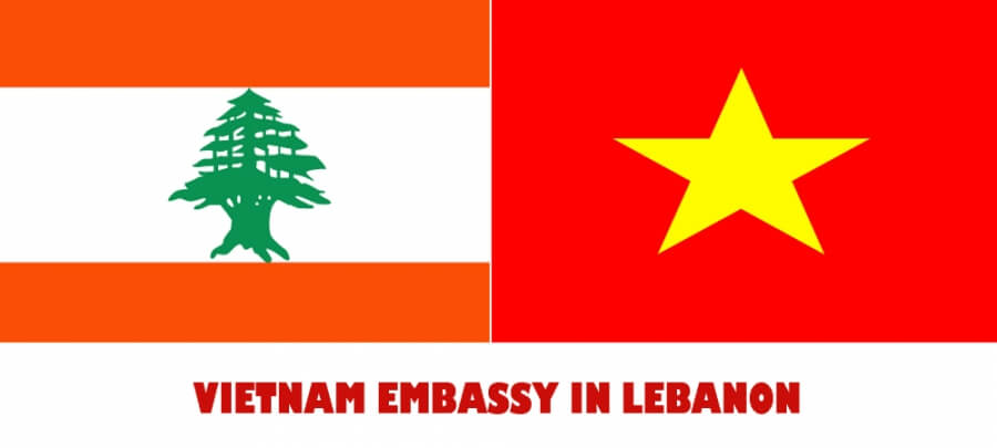 Address of Vietnam Embassy In Lebanon - سفارة فيتنام في لبنان