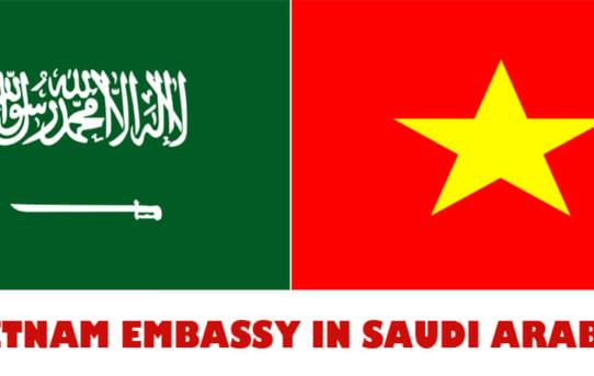 Address of Vietnam Embassy in Saudi Arabia - سفارة فيتنام بالمملكة العربية السعودية