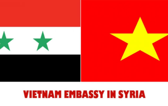 Vietnam Embassy in Syria - سفارة فيتنام في سوريا