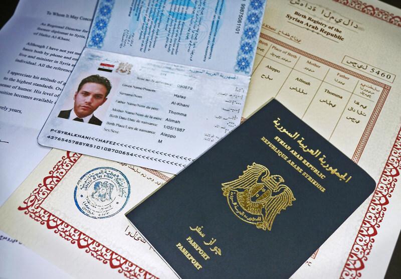 Vietnam Evisa for Syria citizens - تأشيرة فيتنام الإلكترونية للمواطنين السوريين