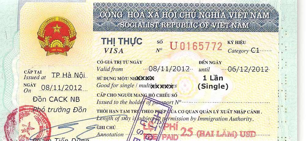 Vietnam visa requirements for Lebanon citizens - تأشيرة فيتنام في لبنان