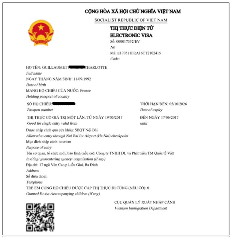 Vietnam visa requirements for Sudan citizens - تأشيرة فيتنام في السودان