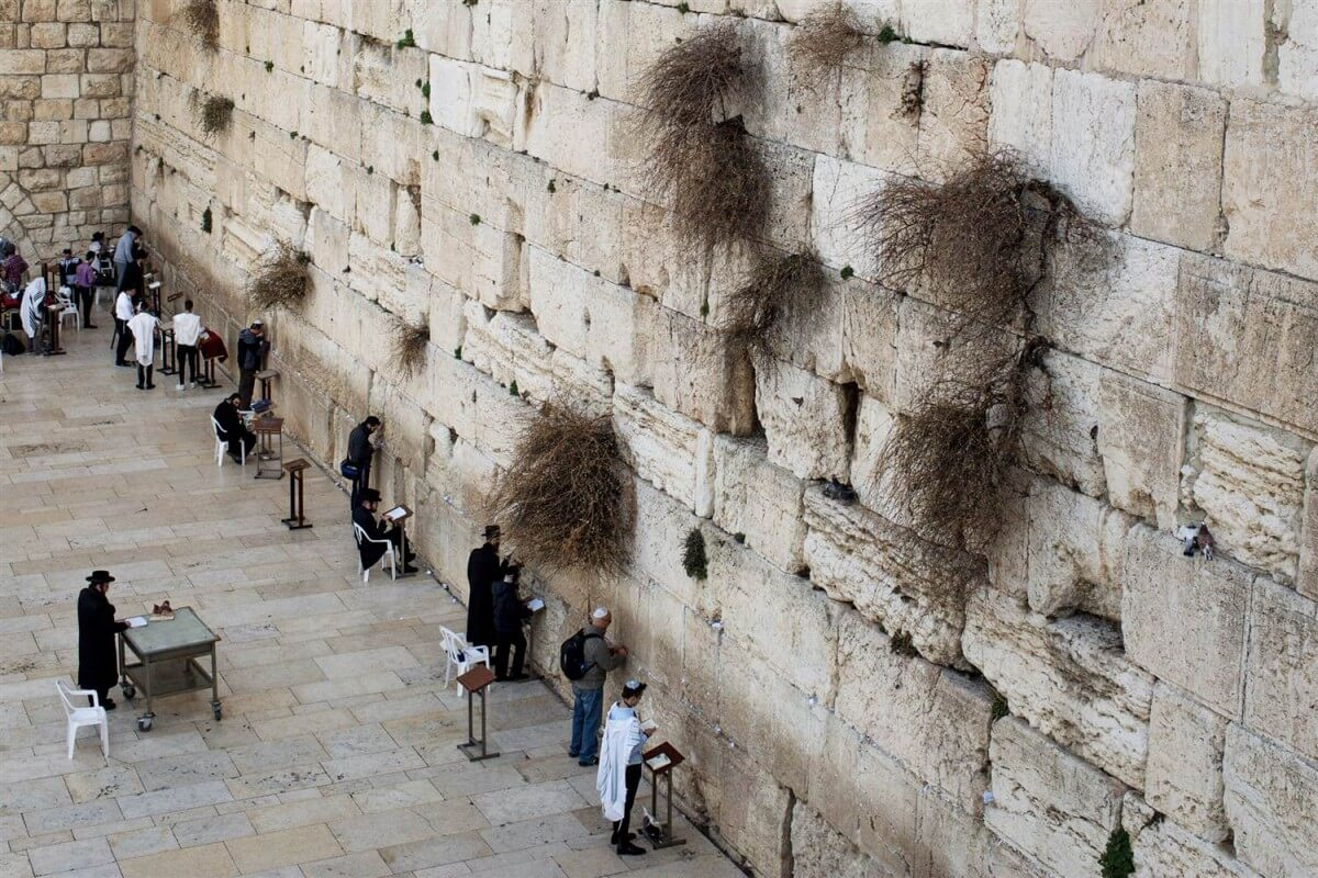 Bức Tường Than Khóc