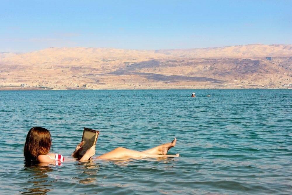 Biển Chết còn có tên gọi khác là Biển Muối