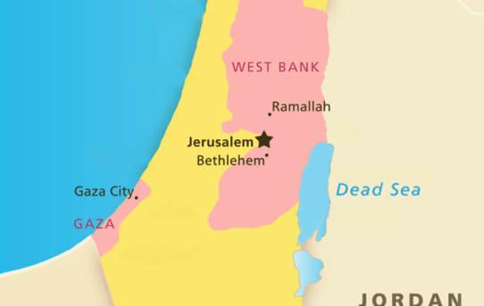 Israel và Palestine căng thẳng, xung đột kéo dài hàng thập kỉ