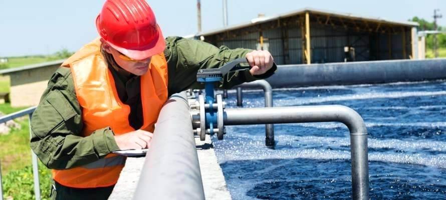 Công nghệ xử lý nước của đất nước Israel thuộc hàng hiện đại nhất trên thế giới với tỉ lệ tái chế để sử dụng đến 75%