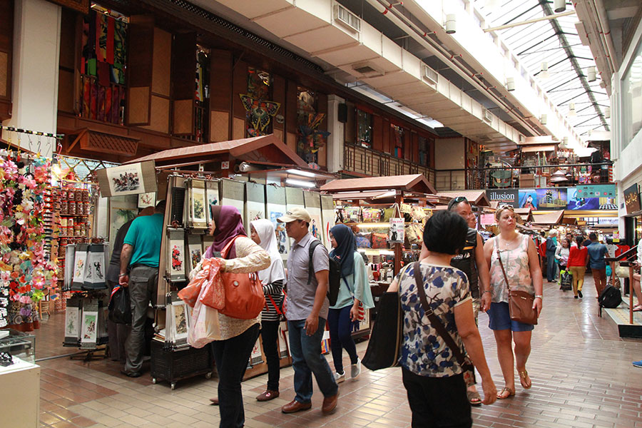 Khu mua sắm ở Armenia