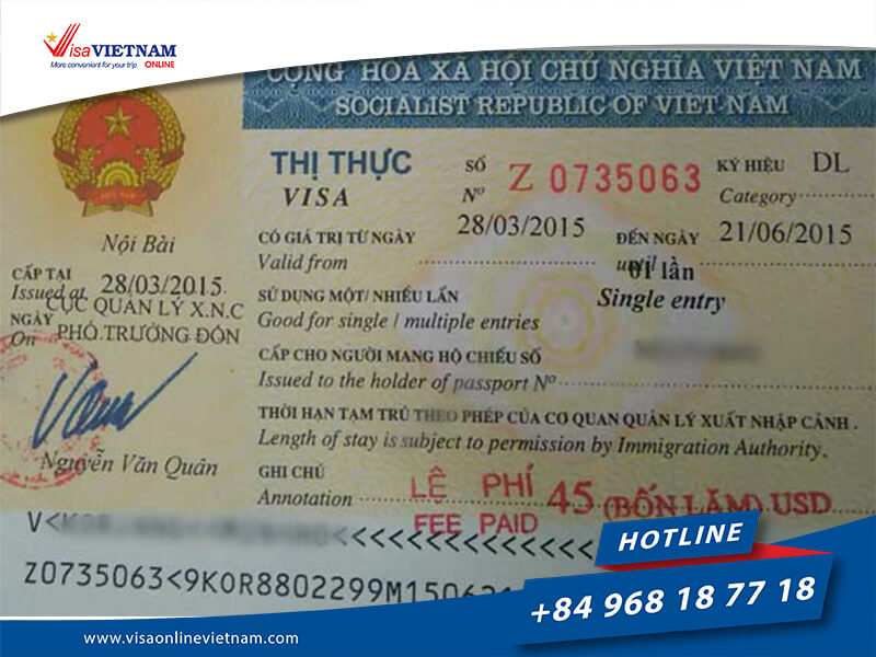 How to get Vietnam visa on arrival from Romania?