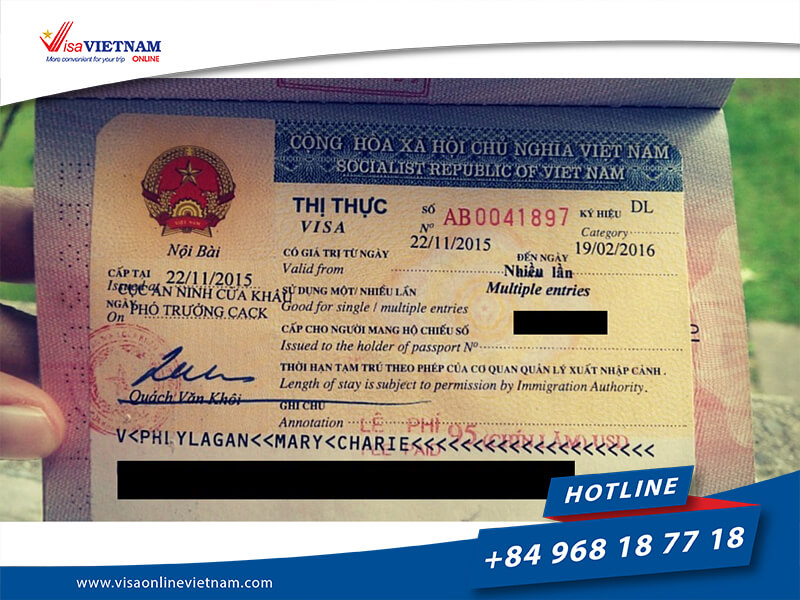 How to apply for Vietnam visa on Arrival in Iran?