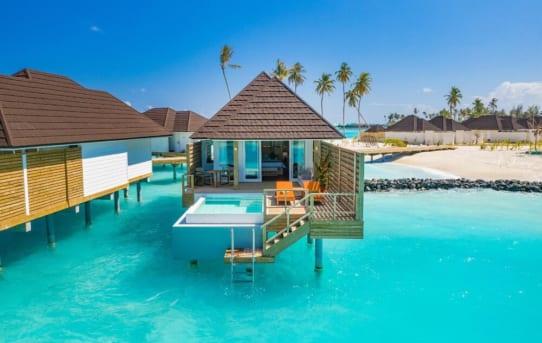 Những khách sạn giúp tour du lịch Maldives của bạn thêm tuyệt vời