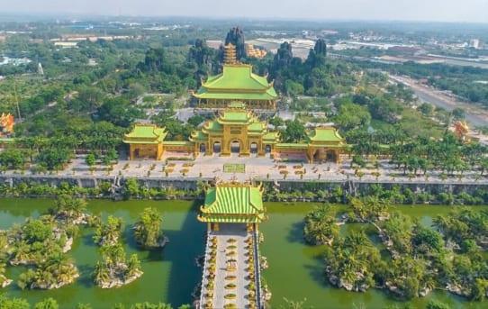 Kinh nghiệm khám phá khu du lịch Đại Nam Văn Hiến