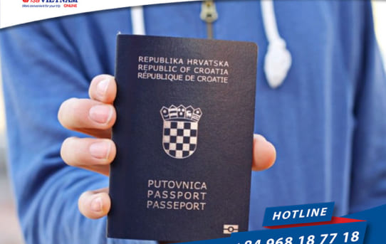 How to apply Vietnam visa on Arrival in Croatia?