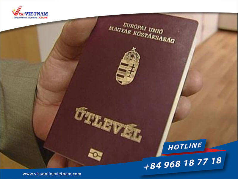 How to apply for Vietnam visa on arrival in Hungary?
