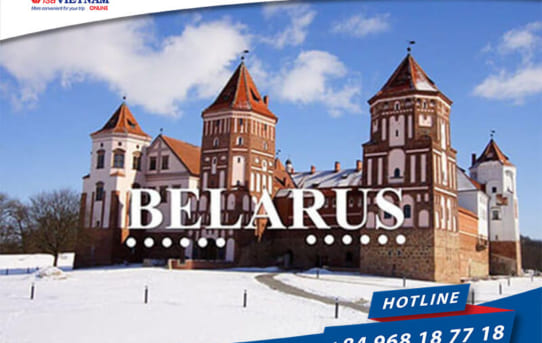 Best way to apply for Vietnam visa on arrival in Belarus