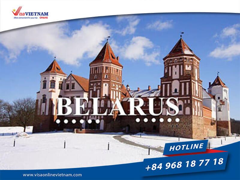 Best way to apply for Vietnam visa on arrival in Belarus