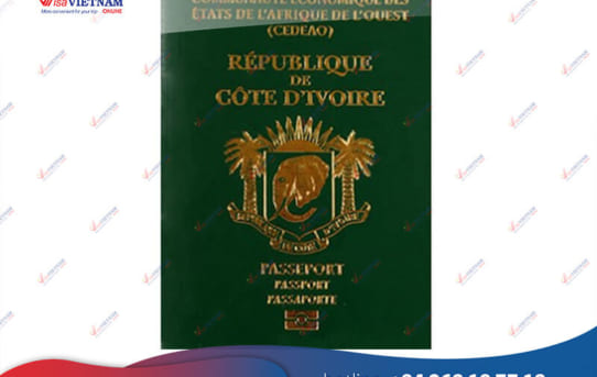 How to apply for Vietnam visa on arrival in Côte d'Ivoire?