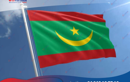 How to apply for Vietnam visa on arrival in Mauritania?