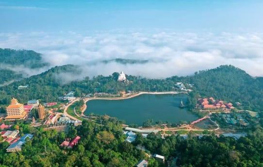 Hành trình khám phá An Giang với tour Châu Đốc - Rừng tràm trà sư 2 ngày 2 đêm