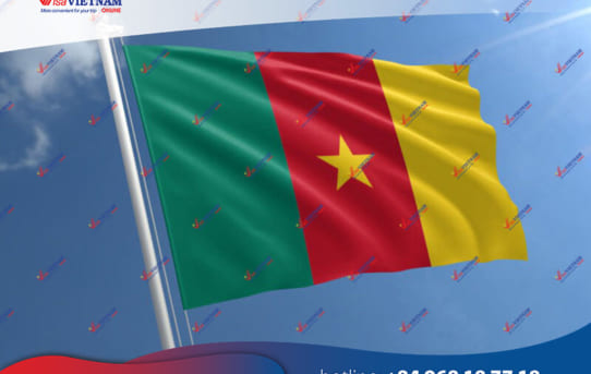 Way to get Vietnam visa on arrival from Cameroon