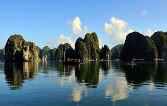 TOP THREE MOST FAMOUS PLACES TO VISIT IN NORTH VIETNAM