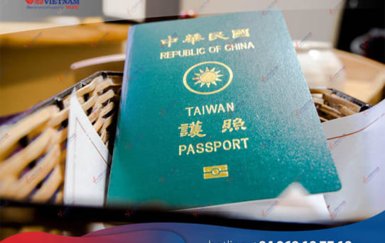 How to apply for Vietnam visa on Arrival in Taiwan?
