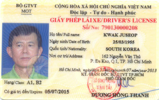 Handy Tips On How To Get A Motorcycle License In Vietnam