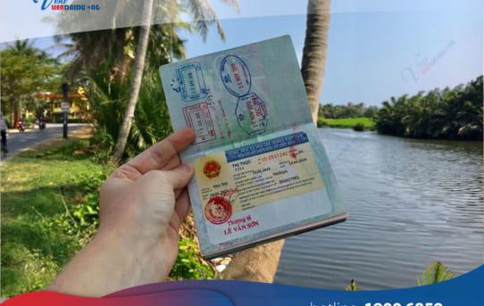 Địa chỉ dịch vụ gia hạn visa cho người nước ngoài tại TP.HCM