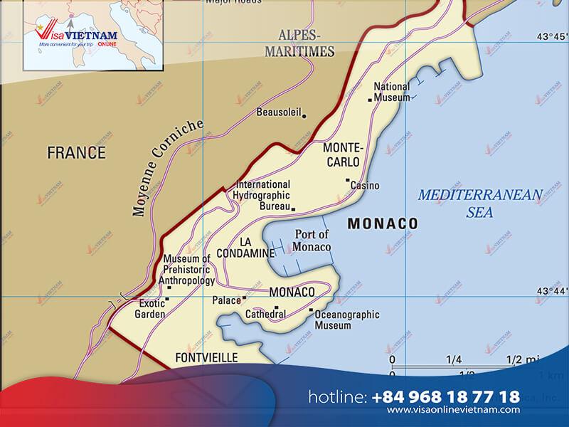 How to apply for Vietnam visa in Monaco? - Visa Vietnam à Monaco