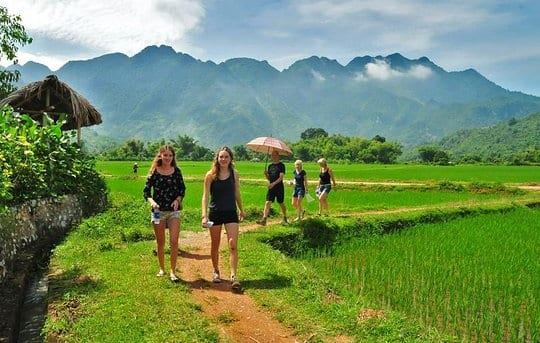 Best Places To Visit in North Vietnam On a Motorbike