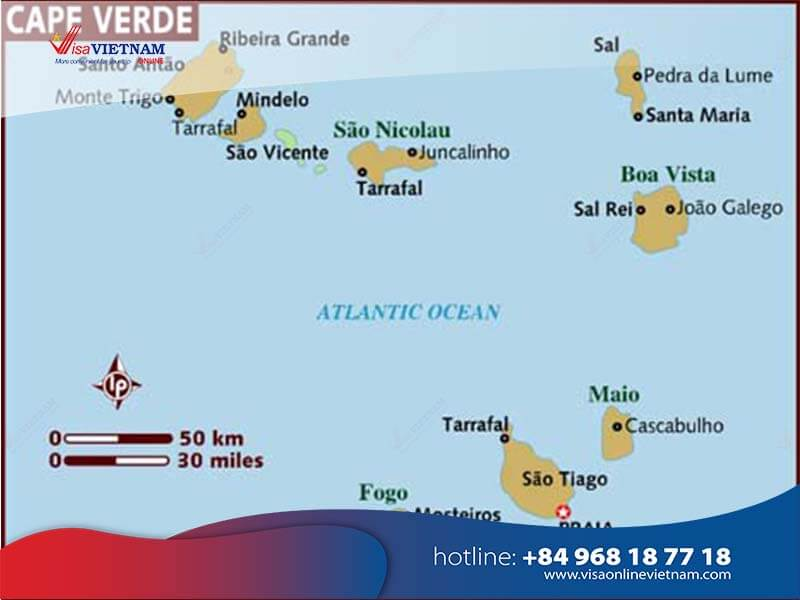 How to get Vietnam visa from Cape Verde? - Visto para o Vietnã em Cabo Verde