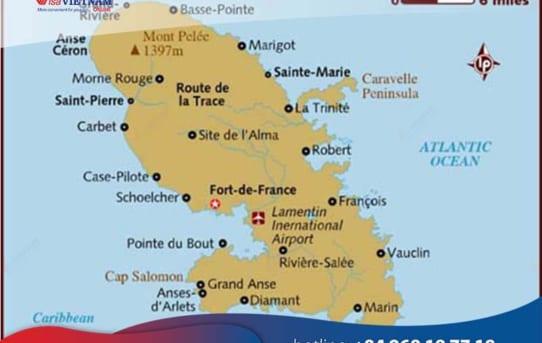 How to get Vietnam visa from Martinique? - Visa Vietnam en Martinique