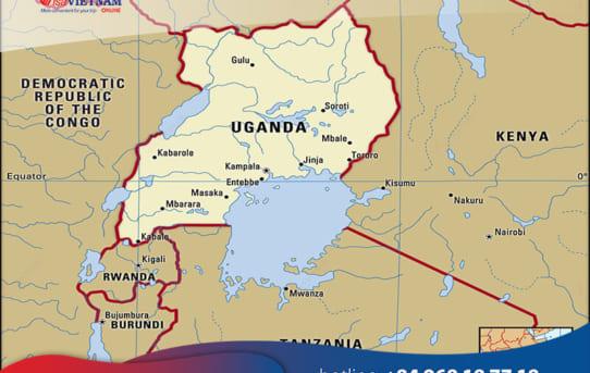 How to get Vietnam visa from Uganda in a minute? - Visa vya Vietnam nchini Uganda