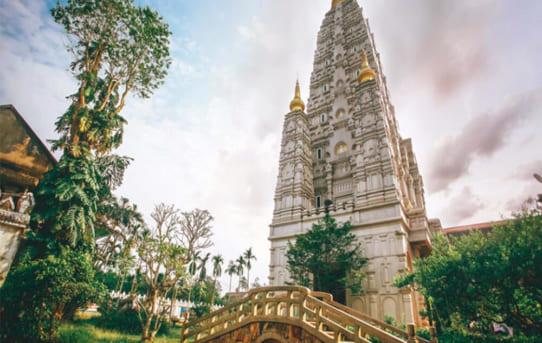 Chùa Huyền Không Huế - Ngôi Chùa linh thiêng với kiến trúc nổi bậc giữa Huế
