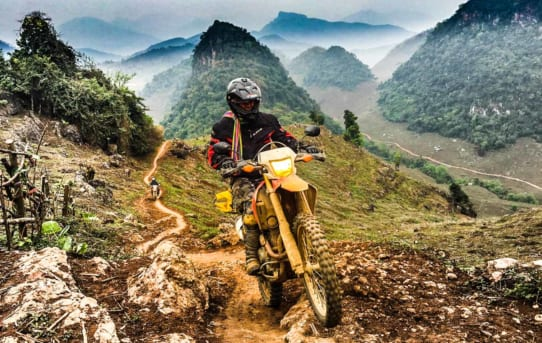 Travel North Vietnam On Your Motorcycle - Why Not?
