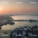 Hồ Tây - Hồ lớn nhất Hà Nội